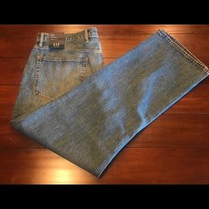 NWT GAP 36X32 Relaxed Jeans